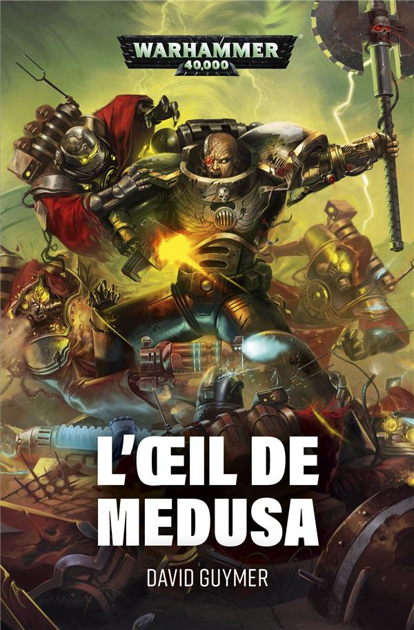 OEIL DE MEDUSA (L)