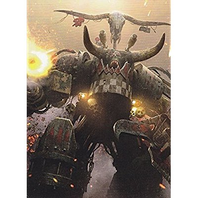 WAAAGH! GHAZGHKULL - A Codex: Orks Supplement (ANGLAIS)