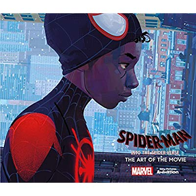 SPIDER MAN INTO THE SPIDER VERSE THE ART OF THE MOVIE