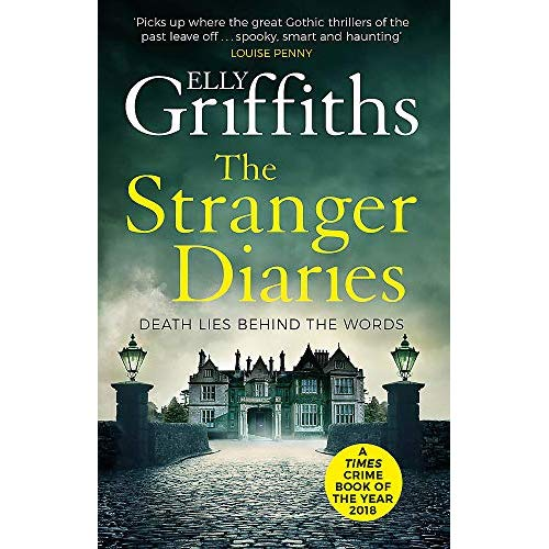 STRANGER DIARIES: A GRIPPING GOTHIC MYSTERY TO CHILL THE BLOOD