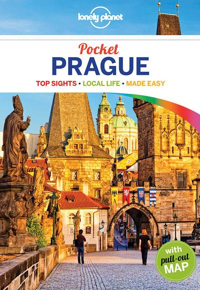 PRAGUE POCKET 5ED -ANGLAIS-