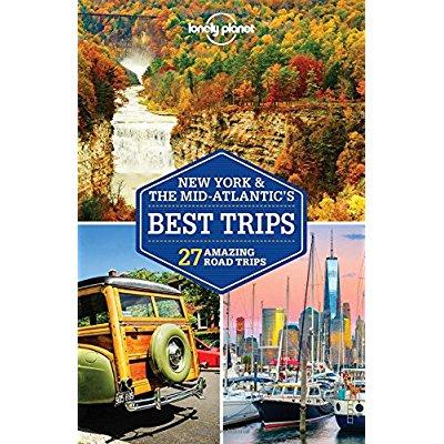 NEW YORK & THE MID-ATLANTIC'S BEST TRIPS 3ED -ANGLAIS-
