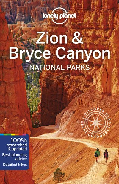 ZION & BRYCE CANYON NATIONAL PARKS 4ED -ANGLAIS-