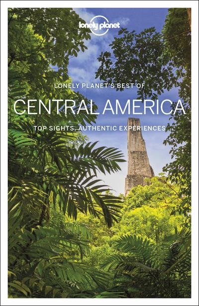 BEST OF CENTRAL AMERICA 1ED -ANGLAI-