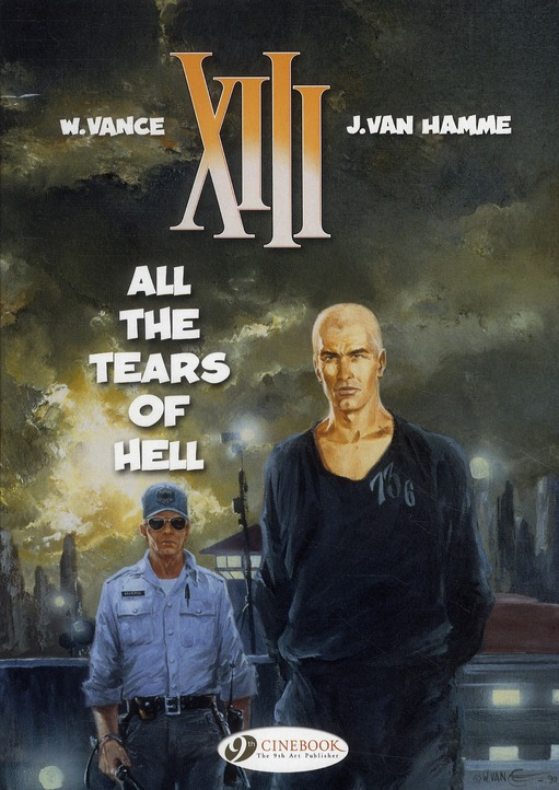 XIII - TOME 3 ALL THE TEARS OF HELL