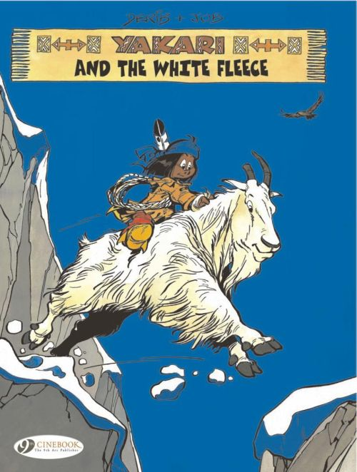 YAKARI - TOME 3 AND THE WHITE FLEECE - VOL08