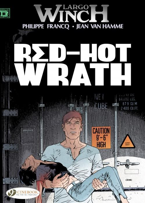 LARGO WINCH - TOME 14 RED-HOT WRATH