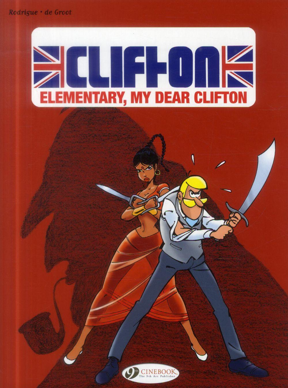 CLIFTON T2 - ELEMENTARY, MY DEAR CLIFTON