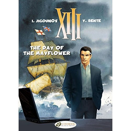 XIII T19 - THE DAY OF THE MAYFLOWER