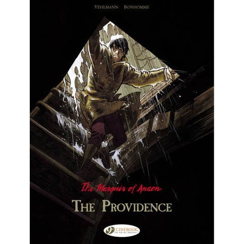 THE MARQUIS OF ANAON - TOME 3 THE PROVIDENCE - VOL03