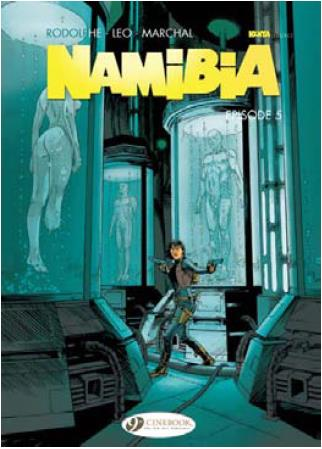 NAMIBIA - TOME 5