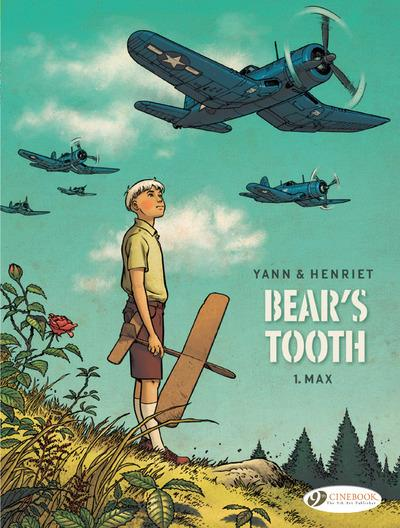BEAR'S TOOTH - VOLUME 1 MAX