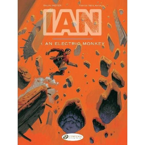 IAN - VOLUME 1 AN ELECTRIC MONKEY - 01
