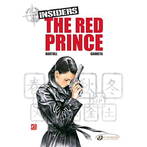 INSIDERS - VOLUME 7 THE RED PRINCE