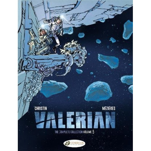 T5 VALERIAN COMPLETE COLLECTION  T5