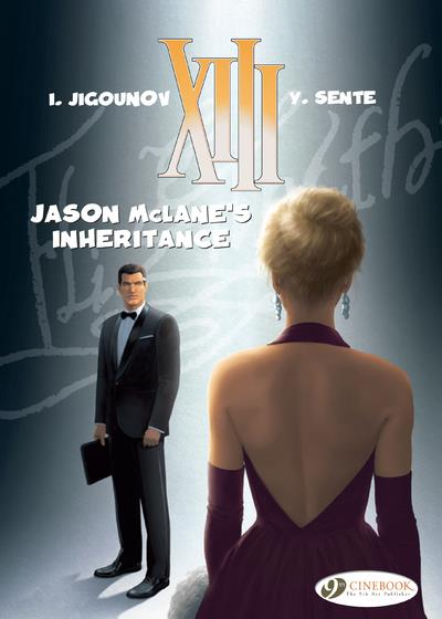 XIII VOLUME 23 JASON MCLANE'S INHERITANCE