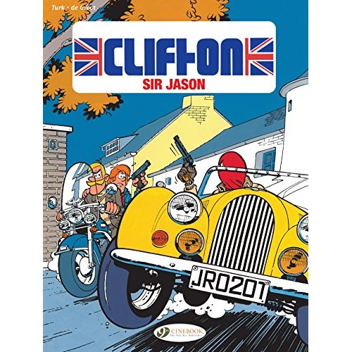 CLIFTON - TOME 8 SIR JASON - VOL8