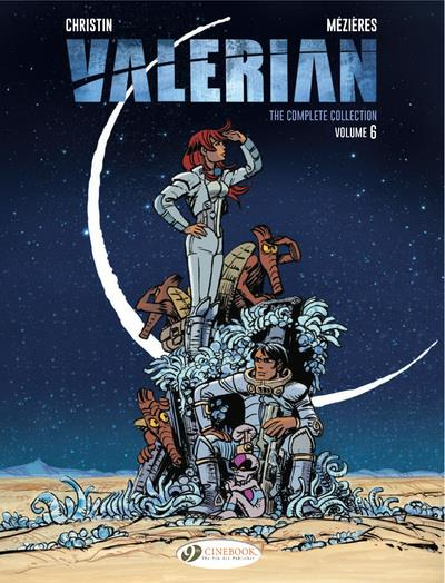 VALERIAN THE COMPLETE COLLECTION VOLUME 6