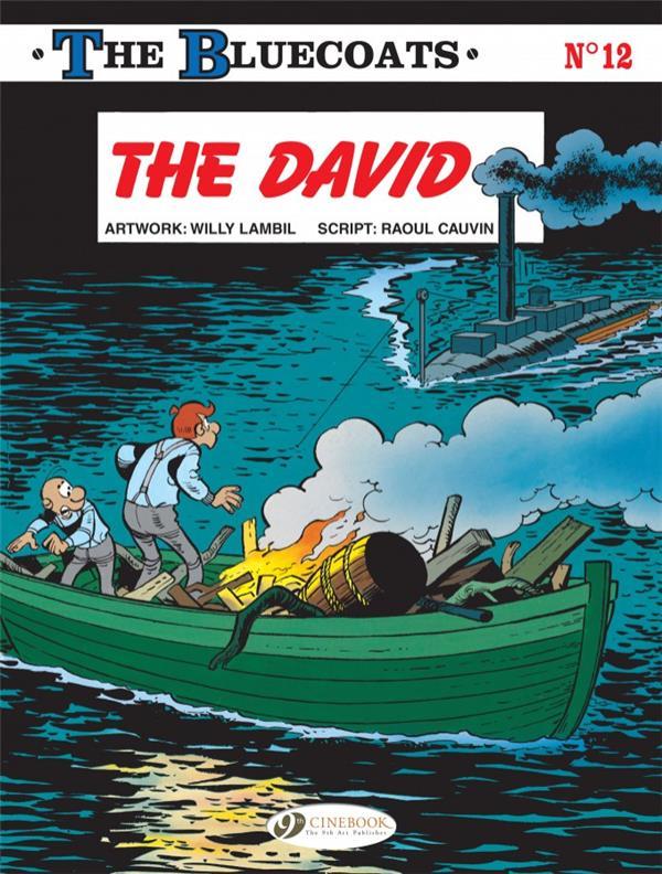THE BLUECOATS - VOLUME 12 THE DAVID