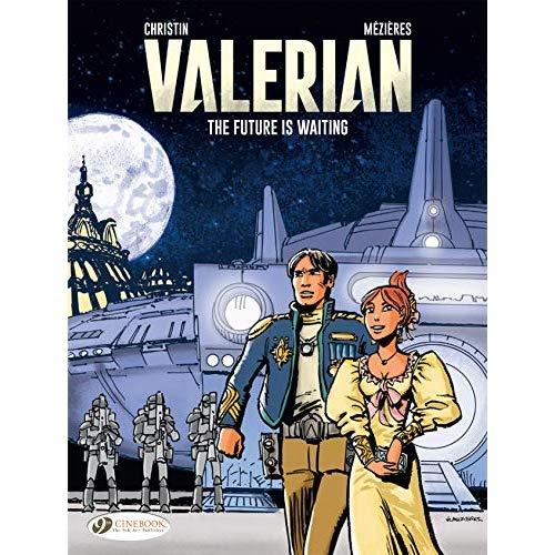 VALERIAN & LAURELINE VOLUME 23 - THE FUTURE IS WAITING