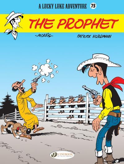 LUCKY LUKE VOLUME 73 - THE PROPHET