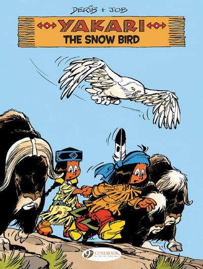 YAKARI - VOLUME 17 THE SNOW BIRD