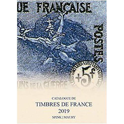 CATALOGUE DES TIMBRES DE FRANCE DEP. 1849 ED. 2019