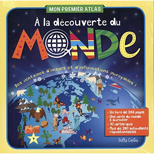 A LA DECOUVERTE DU MONDE