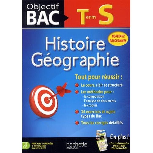 OBJECTIF BAC - HISTOIRE-GEOGRAPHIE TERM S