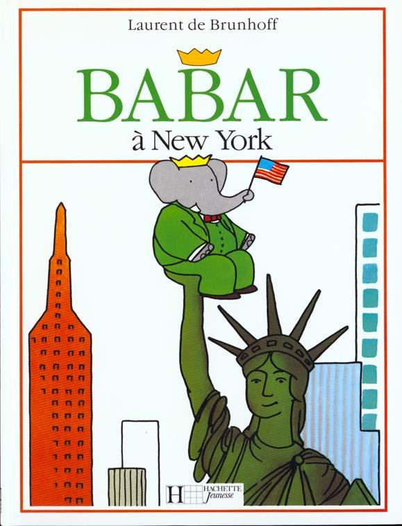 BABAR A NEW YORK