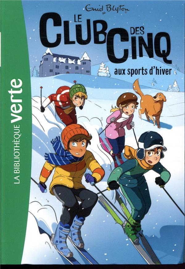 LE CLUB DES CINQ 09 NED - LE CLUB DES CINQ AUX SPORTS D'HIVER - T9
