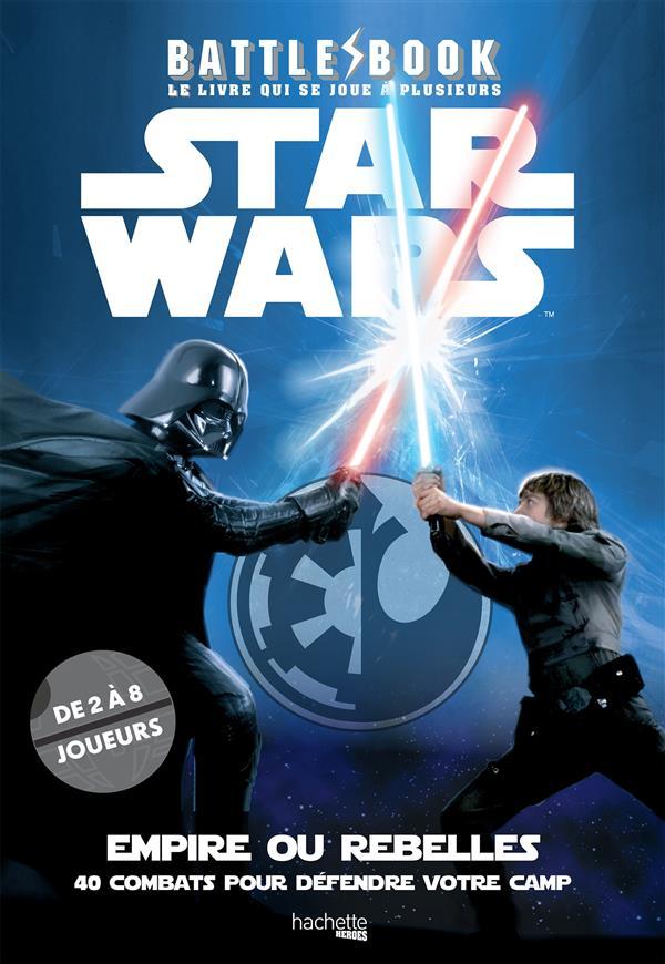BATTLE BOOK STAR WARS