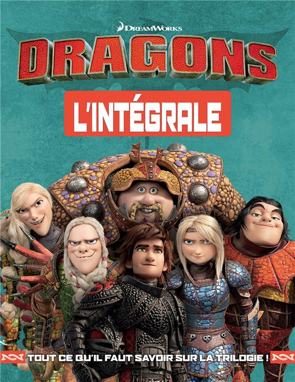 DRAGONS - L'INTEGRALE