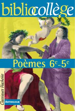 BIBLIOCOLLEGE - POEMES - 6E - 5E