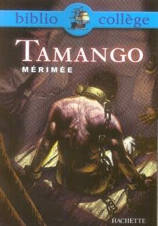 BIBLIOCOLLEGE - TAMANGO, MERIMEE