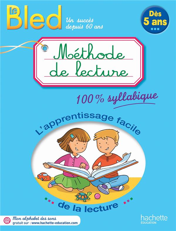 BLED - METHODE DE LECTURE