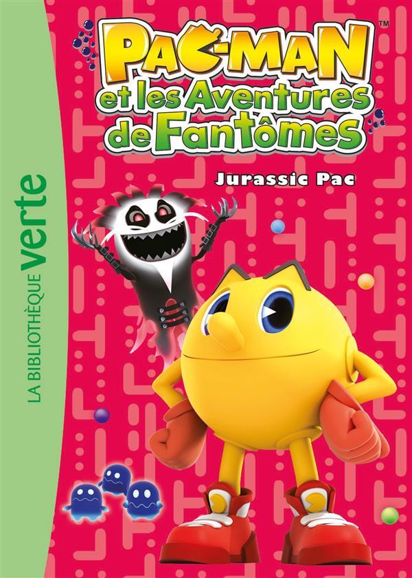PAC-MAN 05 - JURASSIC PAC