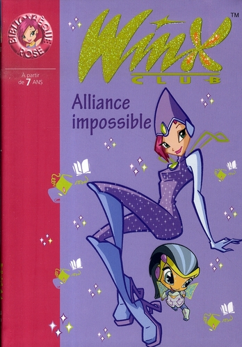 WINX CLUB 13 - ALLIANCE IMPOSSIBLE