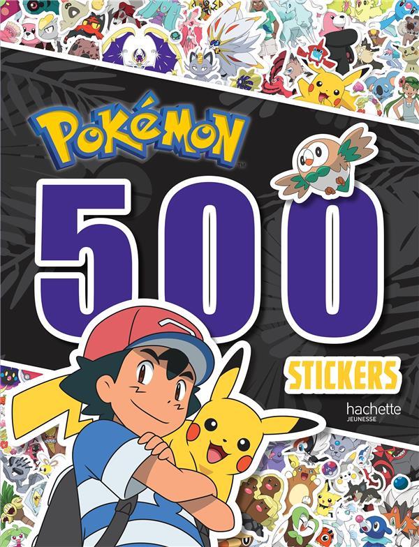 POKEMON - 500 STICKERS