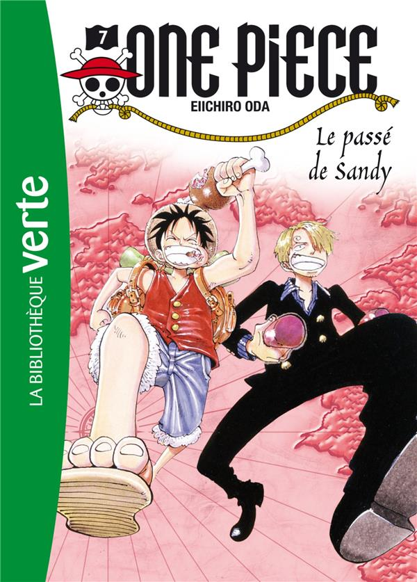 ONE PIECE 07 - LE PASSE DE SANDY