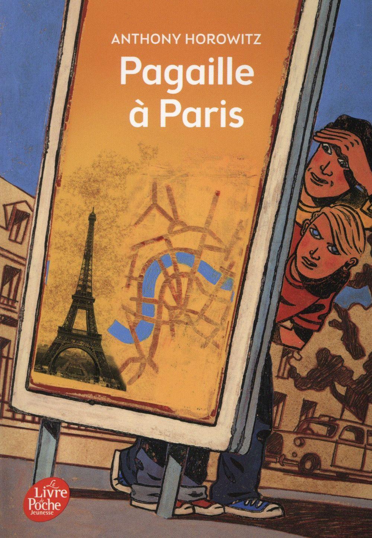 LES FRERES DIAMANT - TOME 4 - PAGAILLE A PARIS