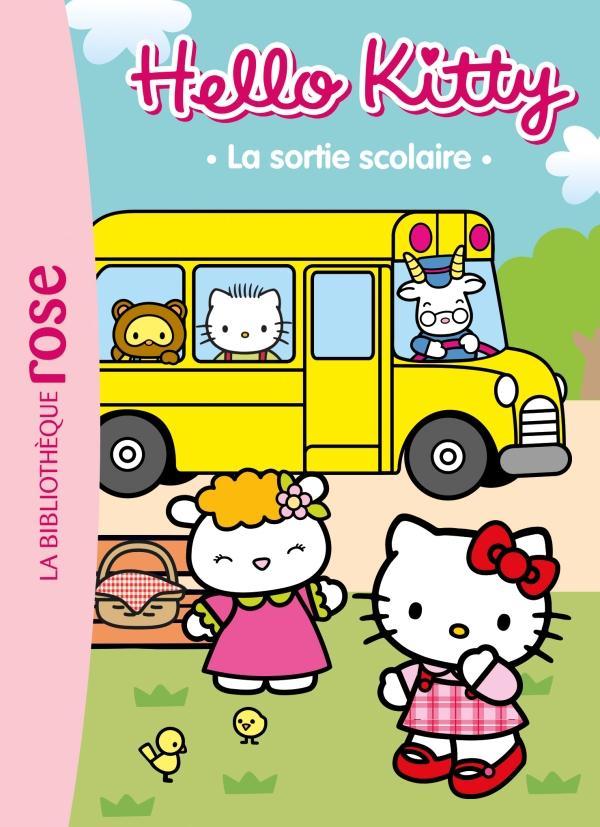 HELLO KITTY 02 - LA SORTIE SCOLAIRE
