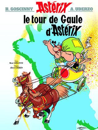 ASTERIX - LE TOUR DE GAULE D'ASTERIX - N 5 - T5