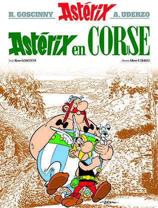 ASTERIX - T20 - ASTERIX - ASTERIX EN CORSE - N 20