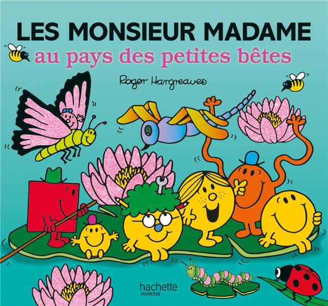 MONSIEUR MADAME-LES MONSIEUR MADAME AU PAYS DES PETITES BETES