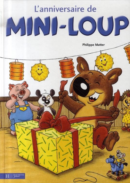 L' ANNIVERSAIRE DE MINI-LOUP