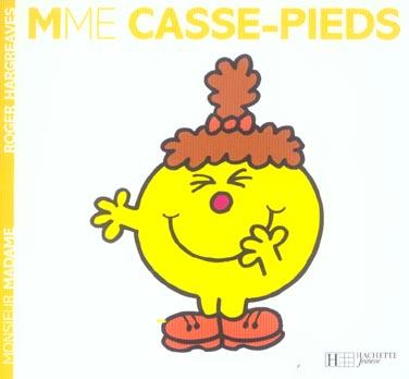 MADAME CASSE-PIED
