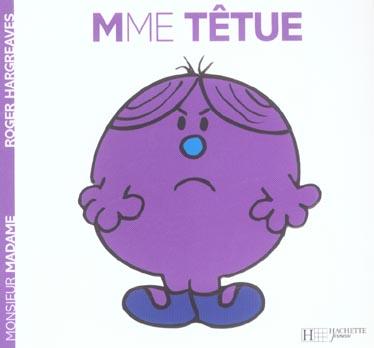 MADAME TETUE