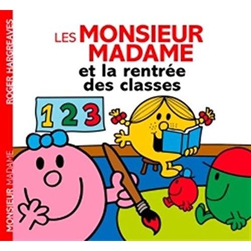 MONSIEUR MADAME - LA RENTREE DES CLASSES (HISTOIRE QUOTIDIEN)