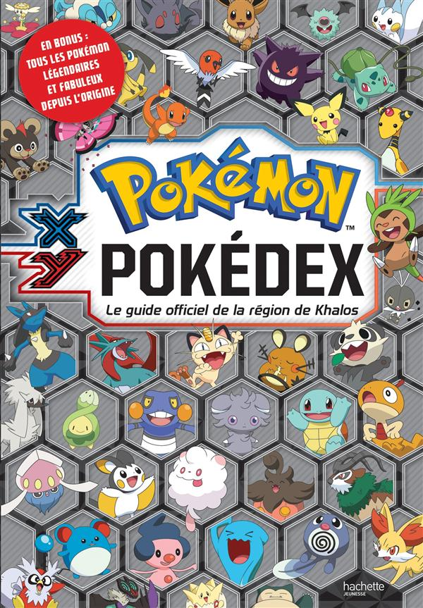 POKEMON / POKEDEX XY AVEC BONUS LEGENDAIRES